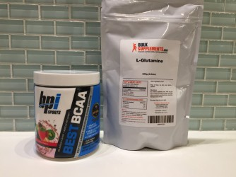 BCAAs and Glutamine