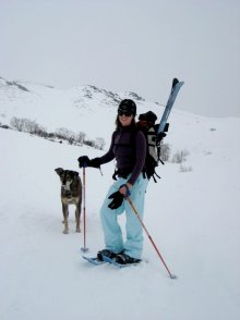 kk skiing