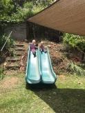 Dirt slide