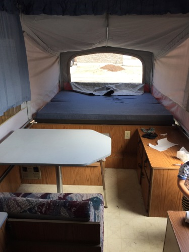 original camper